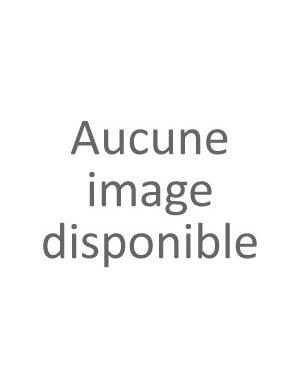 Lacets cirés blancs 75 cm