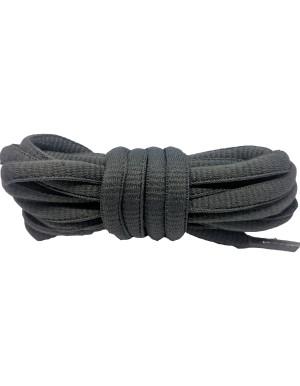 Lacets baskets gris anthracite 110 cm