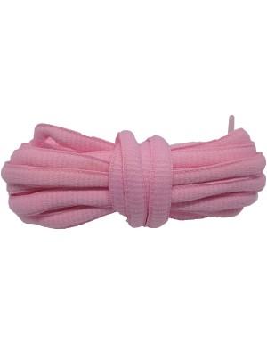Lacets baskets rose clair 110 cm