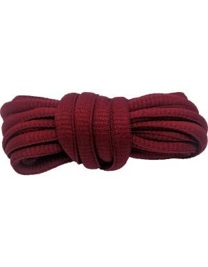 Lacets baskets rouge foncé 110 cm