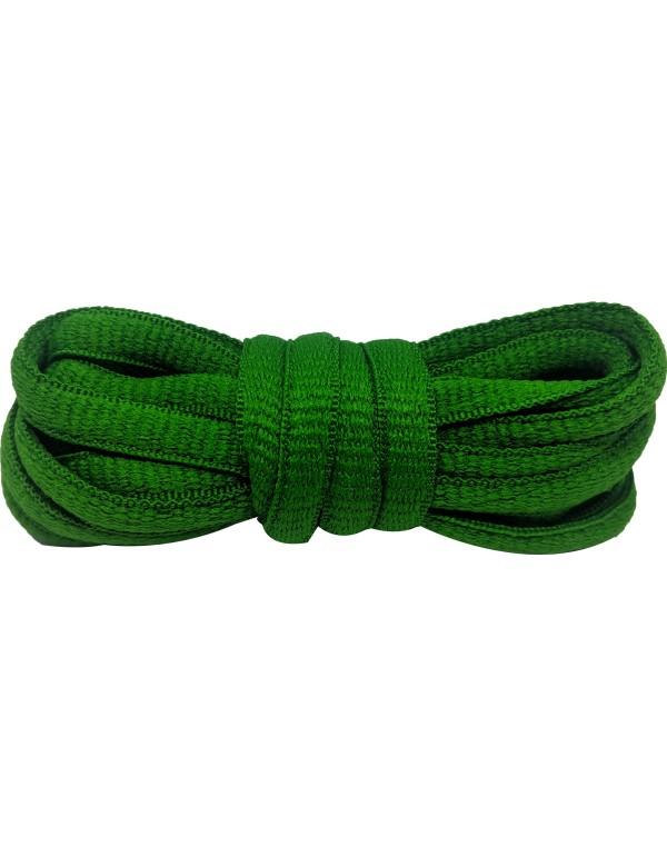 Lacets baskets vert 110 cm