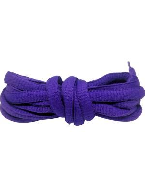 Lacets baskets violet mauve 110 cm