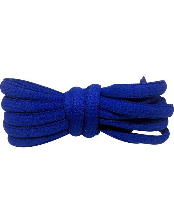 Lacets baskets bleu 110 cm