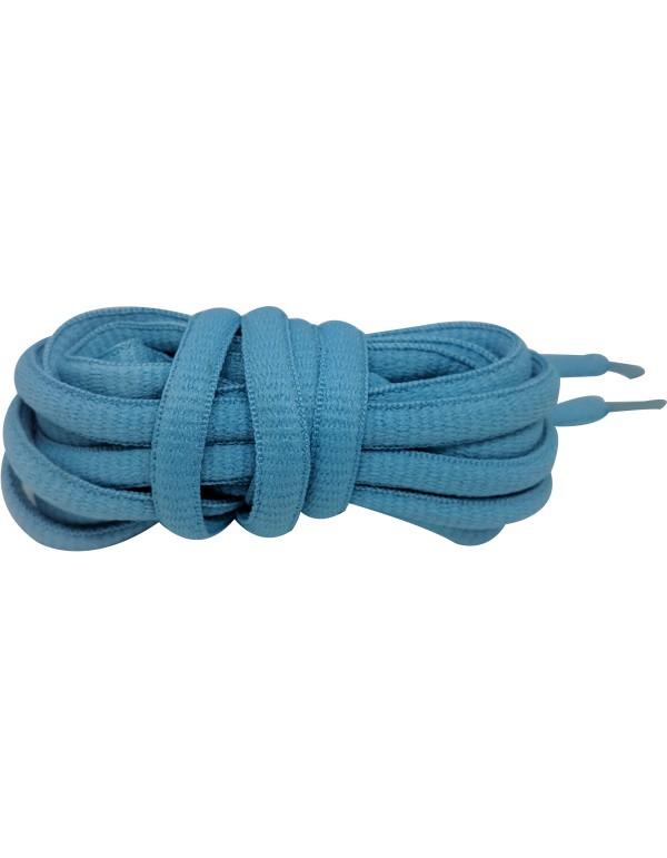 Lacets baskets turquoise 110 cm
